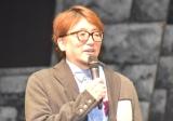 ミュージカル『モンティ・パイソンのSPAMALOT』取材会に出席した福田雄一 (C)ORICON NewS inc.