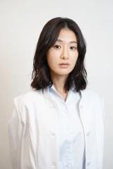 日本テレビ系連続ドラマ『君と世界が終わる日に』に出演する玄理(C)日本テレビ