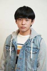 日本テレビ系連続ドラマ『君と世界が終わる日に』に出演する田中奏生(C)日本テレビ
