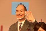 『2021年用 お年玉付年賀はがき』抽せん会に出席したロバート・キャンベル (C)ORICON NewS inc.