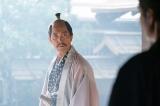 大河ドラマ『麒麟がくる』第41回(1月17日放送)光秀の館にやってきた羽柴秀吉(佐々木蔵之介) (C)NHK