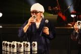 奥田民生=『the PERFECT LIVE 2021 -丸くなるな、星になれ。- by サッポロ生ビール黒ラベル』