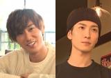 18日放送『痛快TV スカッとジャパン』に出演するSnow Manの阿部亮平、渡辺翔太 (C)フジテレビ