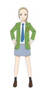 白鳥綾(C)新川直司・講談社/さよなら私のクラマー製作委員会