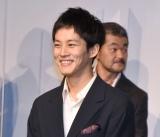 映画『あの頃。』の完成披露報告会に参加した松坂桃李 (C)ORICON NewS inc.
