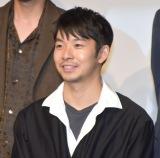 映画『あの頃。』の完成披露報告会に参加した仲野太賀 (C)ORICON NewS inc.