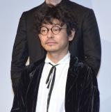 映画『あの頃。』の完成披露報告会に参加した山中崇 (C)ORICON NewS inc.
