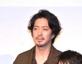 映画『あの頃。』の完成披露報告会に参加した若葉竜也 (C)ORICON NewS inc.