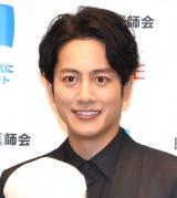 『ベストスマイル・オブ・ザ・イヤー 2020』授賞式に出席した溝端淳平 (C)ORICON NewS inc.