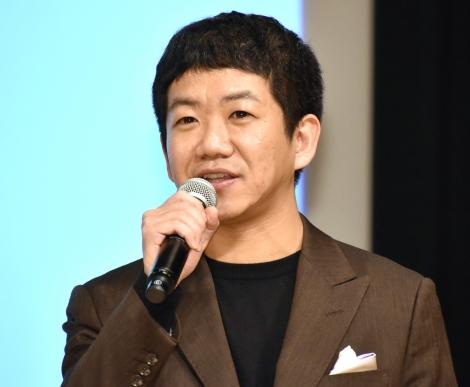 映画『哀愁しんでれら』の完成報告会に出席した渡部亮平監督 (C)ORICON NewS inc.