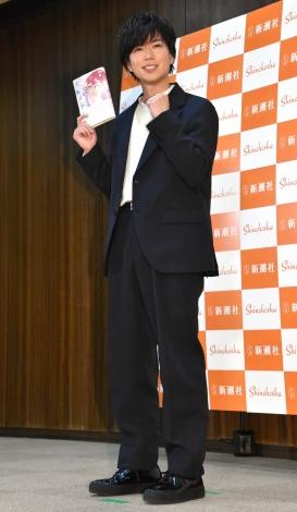 長編小説『オルタネート』(新潮社)が『第164回直木賞』候補作に決定したNEWS・加藤シゲアキ (C)ORICON NewS inc.