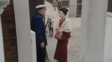 「女優になりたい」千代(杉咲花)は宛もないのに撮影所に押しかける=連続テレビ小説『おちょやん』第5週・第23 回より (C)NHK