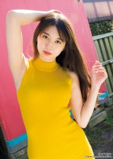 『月刊ヤングマガジン』2号表紙を飾るモーニング娘。'20・牧野真莉愛