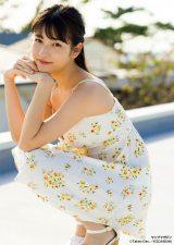 『月刊ヤングマガジン』2号表紙を飾るモーニング娘。'20・北川莉央