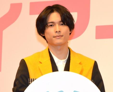 映画『ライアー×ライアー』の完成報告イベントに参加したSixTONES・松村北斗 (C)ORICON NewS inc.