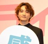 映画『ライアー×ライアー』の完成報告イベントに参加した小関裕太 (C)ORICON NewS inc.