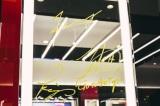 イヴ・サンローラン・ボーテ 渋谷PARCO「DARE TO STAGE」に展示されているサイン