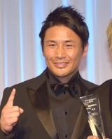 『K-1 AWARDS(アウォーズ)2018』の表彰式に出席した魔娑斗 (C)ORICON NewS inc.