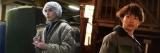 木曜ミステリー『遺留捜査』1月21日放送の第2話に兵頭功海(左)、1月28日放送の第3話に綱啓永(右)が出演 (C)テレビ朝日
