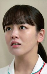 伊原六花=ドラマスペシャル『神様のカルテ』(2月15日スタート) (C)テレビ東京