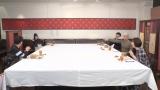 22日放送のバラエティー『ダウンタウンなう』に出演する(左手前から時計回りに)坂上忍、真木よう子、浜田雅功、松本人志、山崎夕貴アナ(C)フジテレビ