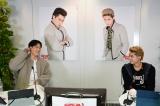 映画『今日から俺は!!劇場版』同時視聴生配信イベントに登場した(左から)鈴木伸之、磯村勇斗 (C)2020「今日から俺は!!劇場版」製作委員会