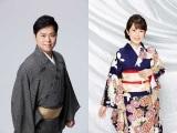 『NHKのど自慢〜おうちでパフォーマンス〜』総合テレビで1月31日放送。ゲストは三山ひろし、丘みどり