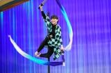 『欽ちゃん&香取慎吾の第98回全日本仮装大賞』の模様(C)日本テレビ