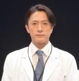 加藤シゲアキを心から祝福した内博貴 (C)ORICON NewS inc.