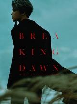 ジェジュン「BREAKING DAWN(Japanese Ver.)Produced by HYDE」FC限定盤