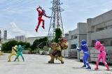 『魔進戦隊キラメイジャー THE MOVIE ビー・バップ・ドリーム』の場面カット スーパーヒーロープロジェクト (C)テレビ朝日・東映 AG ・東映