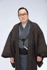 連続テレビ小説『おちょやん』鶴亀撮影所の片金平八役で出演中の六角精児 (C)NHK