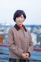 WOWOWの『連続ドラマW インフルエンス』(3月20日スタート)に出演する鈴木保奈美