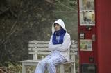 何があったの!?=木曜ドラマ『にじいろカルテ』北村匠海が演じる看護師・蒼山太陽のパジャに注目 (C)テレビ朝日
