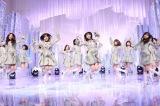 乃木坂46=2月6日放送『SHIONOGI MUSIC FAIR』に出演(C)フジテレビ