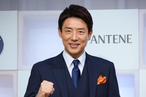 『P&G環境サステナビリティ』発表会に出席した松岡修造