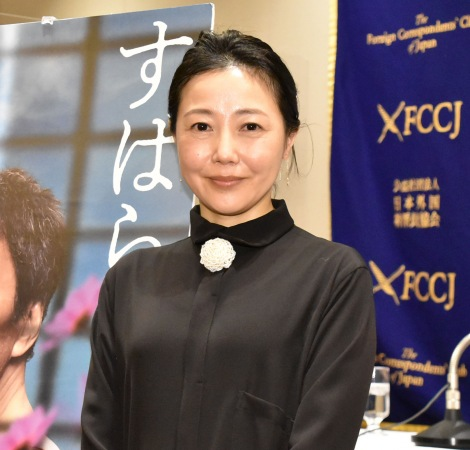「映画の神さまが贈ってくれた天使」と役所広司を大絶賛した西川美和監督 (C)ORICON NewS inc.