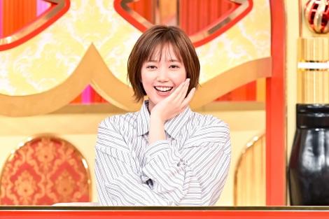 28日放送の『中居大輔と本田翼と夜な夜なラブ子さん』(C)TBS
