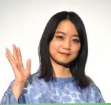 「入籍じゃなくて移籍」と言い間違いで赤面した深川麻衣 (C)ORICON NewS inc.
