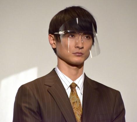 映画『おもいで写眞』初日舞台あいさつに登壇した高良健吾 (C)ORICON NewS inc.