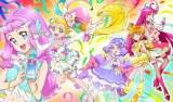 2021年春放送スタートの新プリキュア『トロピカルージュ!プリキュア』(C)ABC-A・東映アニメーション