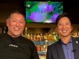 YouTubeチャンネル『清ちゃんスポーツ』で対談した清原和博氏(左)と藤川球児氏