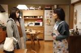 萌子美(小芝風花)が幼い頃から、他の子とは違う言動を見せるたび心配を募らせてきた千華子(富田靖子)(C)テレビ朝日