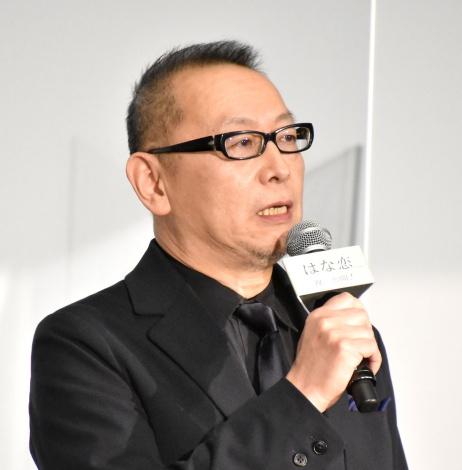 映画『花束みたいな恋をした』公開初日舞台あいさつに登壇した土井裕泰監督 (C)ORICON NewS inc.