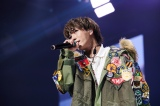 "1stツアー『7ORDER LIVE TOUR 2021 ""WE ARE ONE""』を開催した7ORDER・安井謙太郎 photo:前田 学"