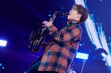 "1stツアー『7ORDER LIVE TOUR 2021 ""WE ARE ONE""』を開催した7ORDER・諸星翔希 photo:前田 学"