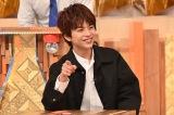 2月1日放送『痛快TV スカッとジャパン』に出演するSexy Zoneの佐藤勝利 (C)日本テレビ