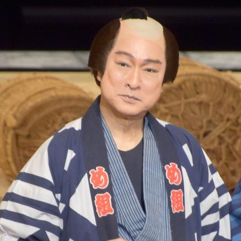 舞台『喜劇 お染与太郎珍道中』初日前会見に出席した太川陽介 (C)ORICON NewS inc.
