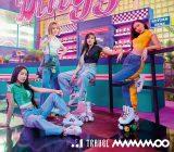 MAMAMOOニューアルバム『TRAVEL -Japan Edition-』初回限定盤B