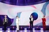スペシャルライブ『The Ringtone: SHINee is Back』を開催し、新曲「Marry You」を初披露したSHINee